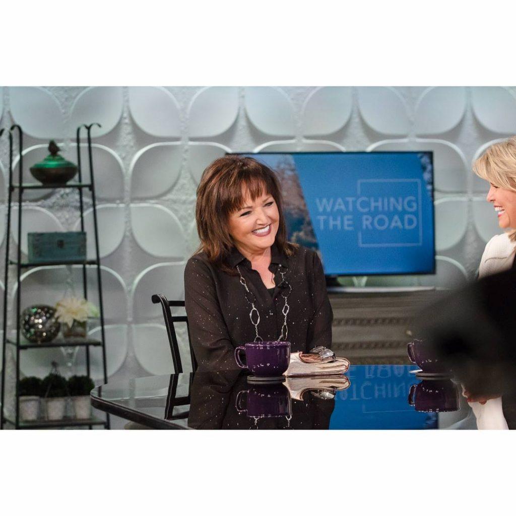 Karen Wheaton in TV interview
